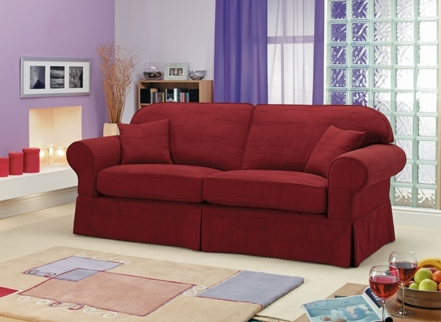 Sofas With Removable Cover With Latest Sofa Design: Sofa With Removable Cover Soft Style Fabric Sofas (View 6 of 10)
