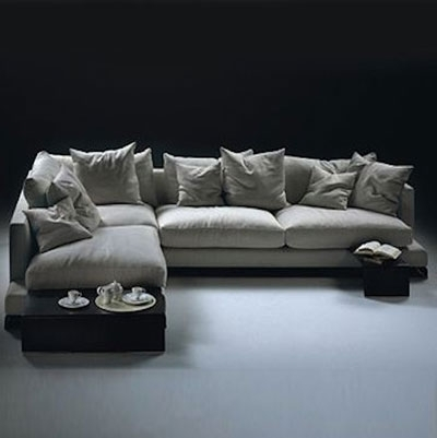 Soft Sofas Throughout Most Current Sectional Sofa (View 7 of 10)
