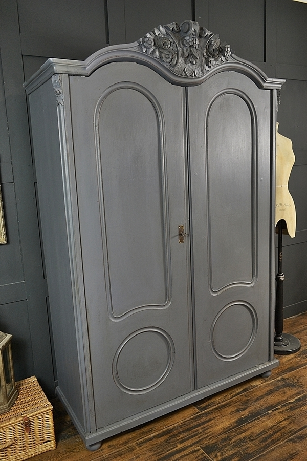 Sold Items With Regard To Trendy Ornate Wardrobes (View 14 of 15)