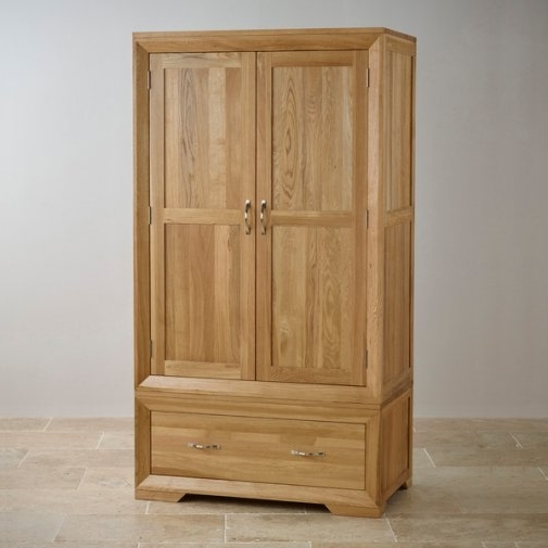 Solid Wood Wardrobes Uk (View 10 of 15)