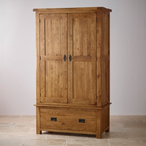 Solid Wood Wardrobes Uk (View 12 of 15)