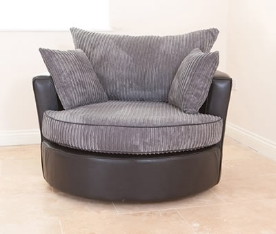 Spinning Sofa Chairs Pertaining To Well Known Chair : Sofa S Round Sofa Online Circle Couch Chair Kids Sofa (View 2 of 10)