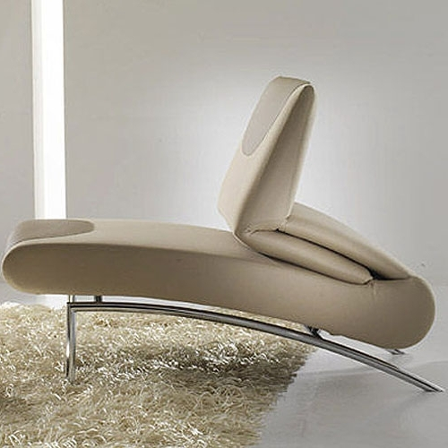 Stardust For Preferred Modern Chaise Lounge Chairs (View 12 of 15)