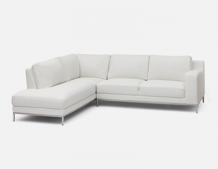 Structube Sectional Sofas Inside Popular Adrien Sectional Sofa Right (View 6 of 10)