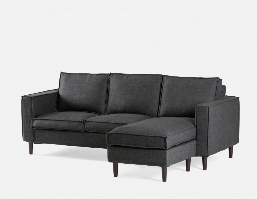 Structube Sectional Sofas Inside Well Known York Interchangeable Sectional Sofa (View 8 of 10)