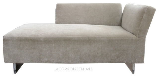 Stunning Modern Chaise Lounge Indra Chaise Lounge Modern Indoor With 2018 Modern Indoors Chaise Lounge Chairs (View 12 of 15)