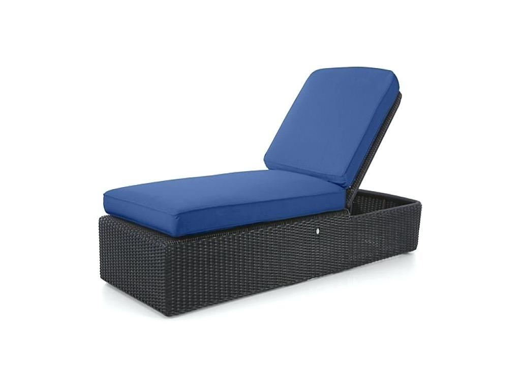 Sunbrella Chaise Cushions Inside 2018 Custom Chaise Lounge Cushions Chaise Lounge Cushions Beautiful (View 8 of 15)