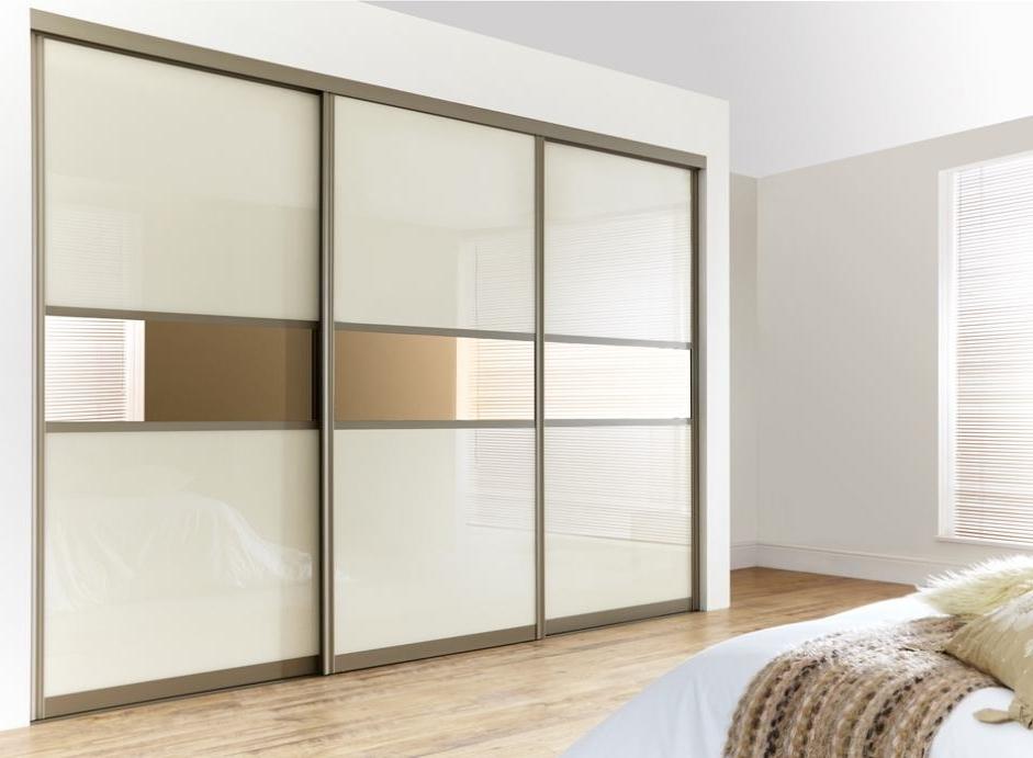Superior Cream Wardrobe Doors Pictures #5 Cream Doors With Regard To 2018 Cream Gloss Wardrobes Doors (View 13 of 15)