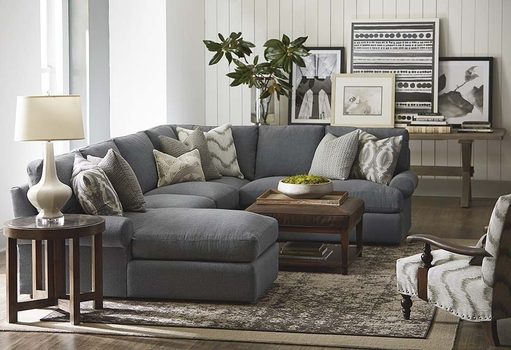 Sutton U Shaped Sectional (View 9 of 10)