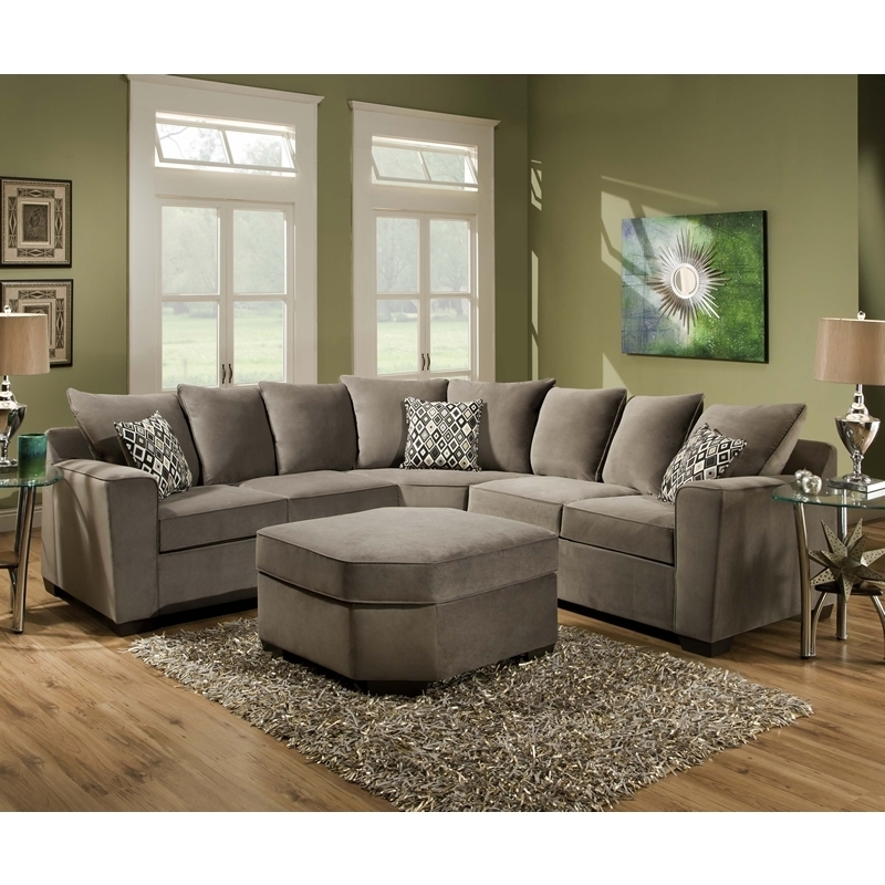 Teppermans Sectional Sofas For 2017 Kincaid 2 Piece Sectional (Sectionals – Stationary) Teppermans (View 9 of 10)