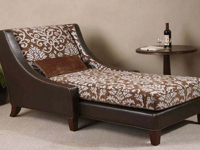 Terrific Chaise Lounge Chairs Indoor Double Chaise Lounge Indoor Intended For 2018 Indoor Double Chaise Lounges (View 6 of 15)