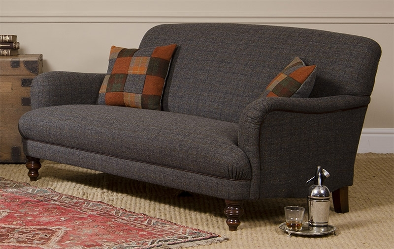 Tetrad Harris Tweed Braemar Midi Sofa (View 7 of 10)