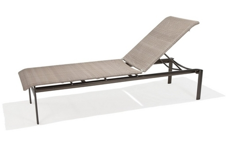 Texacraft With Regard To Armless Outdoor Chaise Lounge Chairs (View 12 of 15)