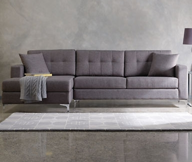 The Bay Sectional Sofas Intended For Most Recently Released Furniture Jorge 107' Sectional Sofa With Track Arms From The Bay (View 8 of 10)