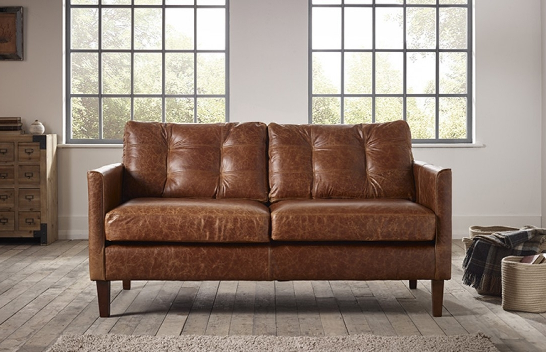 The Chesterfield Company With Regard To Current Canterbury Leather Sofas (View 10 of 10)
