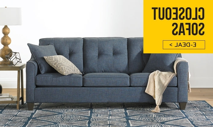 The Dump Luxe Furniture Outlet Within Well Known Closeout Sofas (View 9 of 10)
