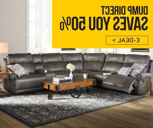 The Dump Sectional Sofas Pertaining To Fashionable The Dump Luxe Furniture Outlet (View 3 of 10)