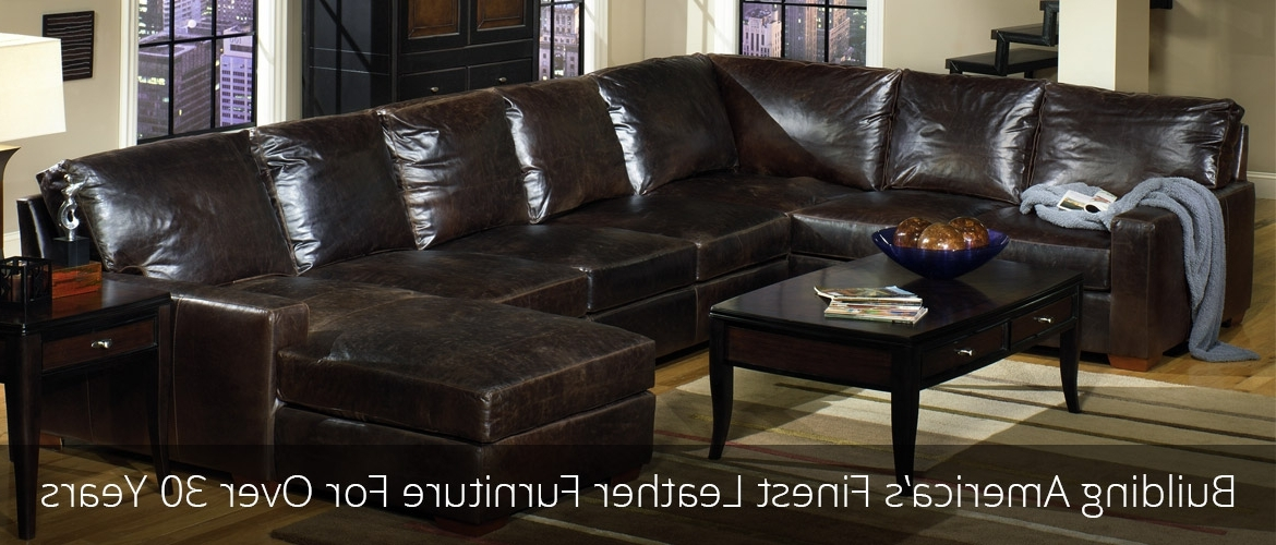 The Dump Sectional Sofas With Best And Newest The Dump Leather Sofas – Mogams (View 9 of 10)