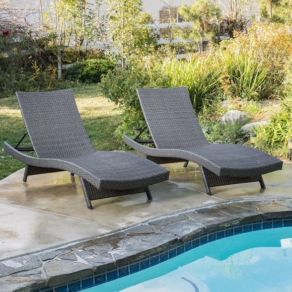 The Gardens Of Heaven With Keter Chaise Lounge Chairs (View 15 of 15)