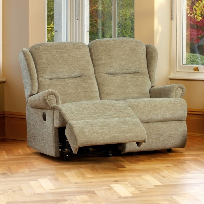 The Malvern Recliner Sofa, Sherborne, Recliner, Sherborne, 2 Seater Regarding Most Current 2 Seat Recliner Sofas (View 10 of 10)