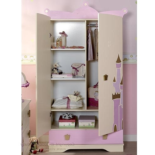 The Princess Wardrobes In Famous Petit Princess Wardrobe (View 8 of 15)