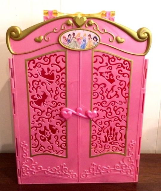 The Princess Wardrobes Throughout Recent Disney Princess Storage – Home Design Ideas And Pictures (View 10 of 15)