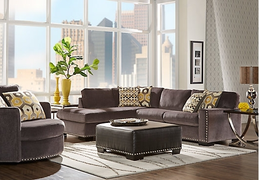 The Sofia Vergara Laguna Beach 2 Pc Sectional Sofa Review Intended For Well Known Joplin Mo Sectional Sofas (View 9 of 10)