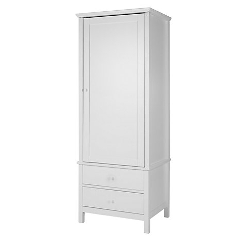 The Uses Of Single Wardrobe – Bestartisticinteriors Throughout Most Recently Released Single White Wardrobes With Drawers (Gallery 10 of 15)