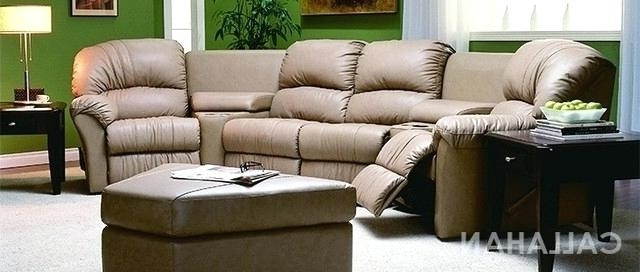 Theatre Sectional Sofas Intended For 2017 Home Theater Sectional Sofa Domestic Theater Couch Sectional Wood (View 6 of 10)