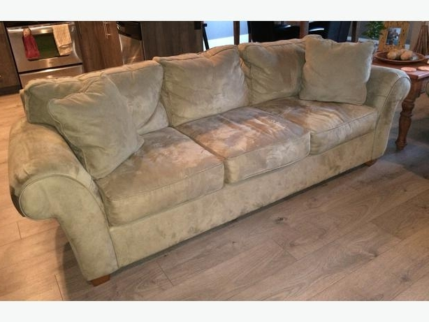 Thecreativescientist Throughout Well Known Faux Suede Sofas (View 5 of 10)