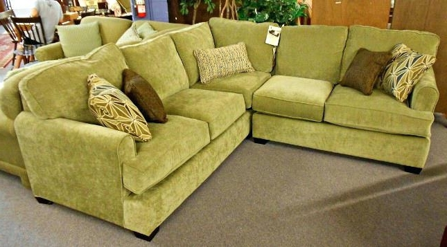 Thomasville Sectional Sofas In Widely Used Thomasville Sofa – Getanyjob (View 5 of 10)