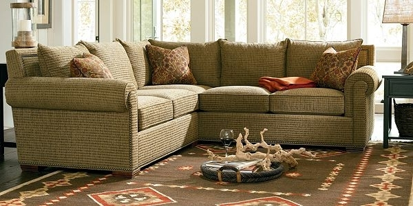 Thomasville Sectional Sofas Large Thomasville Sectional Sofas 14 Intended  For Popular Thomasville Sectional Sofas (Gallery