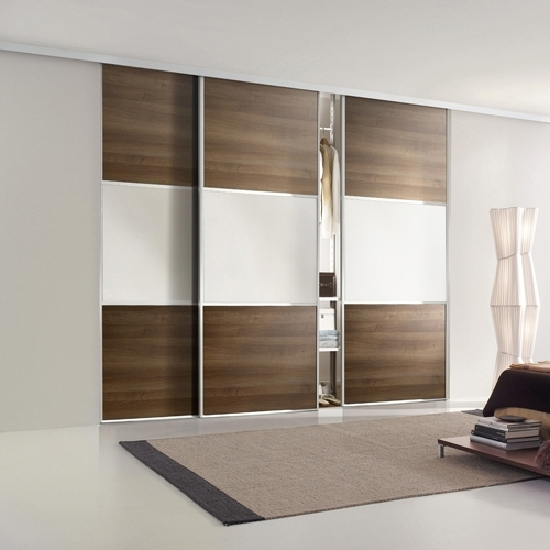 Three Door Mirrored Wardrobes With Regard To Most Recent Linear Sliding Wardrobe Between 1780 And 3430Mm Wide 3 Doors  (View 14 of 15)