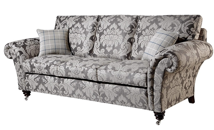 Traditional Sofas Throughout Well Liked Fancy Traditional Sofas Uk T12 On Attractive Furniture Home Design (View 9 of 10)