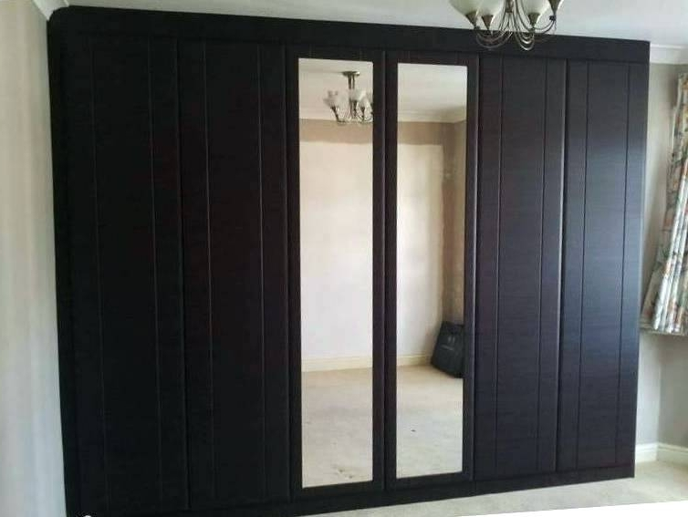 Trendy 6 Door Wardrobes With 6 Door Wardrobe With Drawers 6 Door Wardrobe Designs For Bedroom (View 8 of 15)