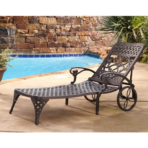 Trendy Chaise Lounge Chair Outdoor (View 13 of 15)