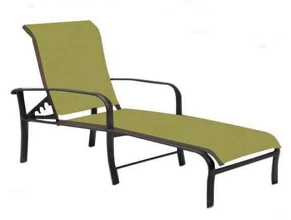 Trendy Chaise Lounge Sling Chairs Intended For Custom Slings – Patio Furniture, Chair Slings, Replacement Slings (View 15 of 15)
