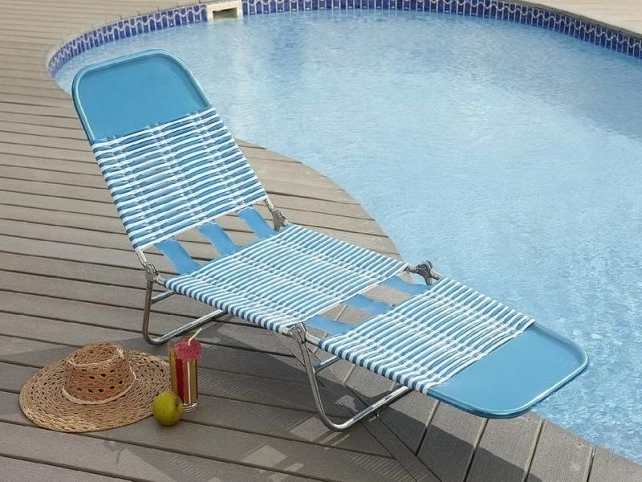 Trendy Cheap Folding Chaise Lounge Chairs For Outdoor Intended For Stylish Folding Lounge Chair Outdoor With Popular Cheap Lounge (View 14 of 15)