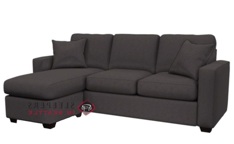 Trendy Customize And Personalize 702 Chaise Sectional Fabric Sofa With Sleeper Chaises (View 12 of 15)