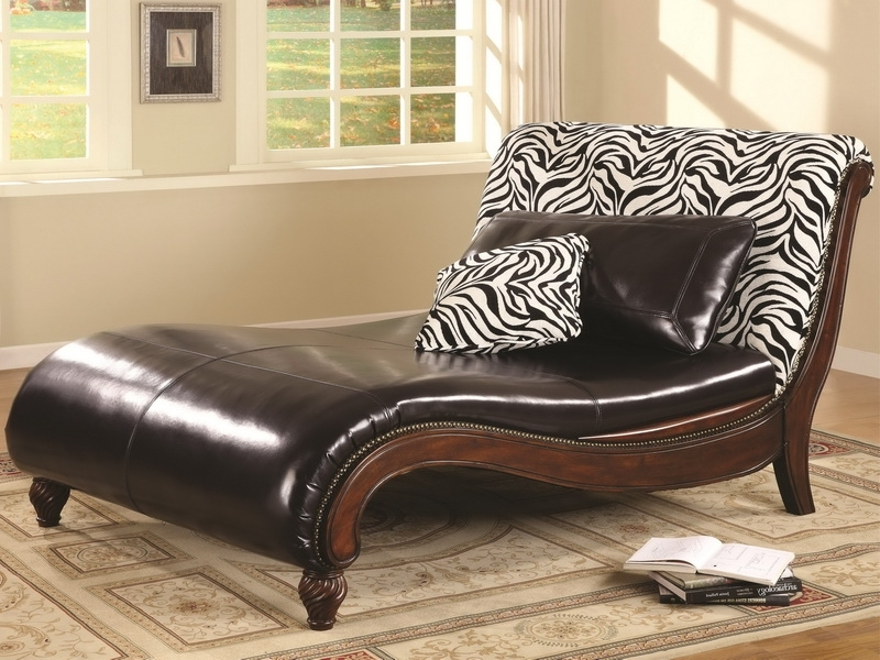 Trendy Elegant Chaise Lounge Chairs With Leather Chaise Lounge Sofa (View 9 of 15)