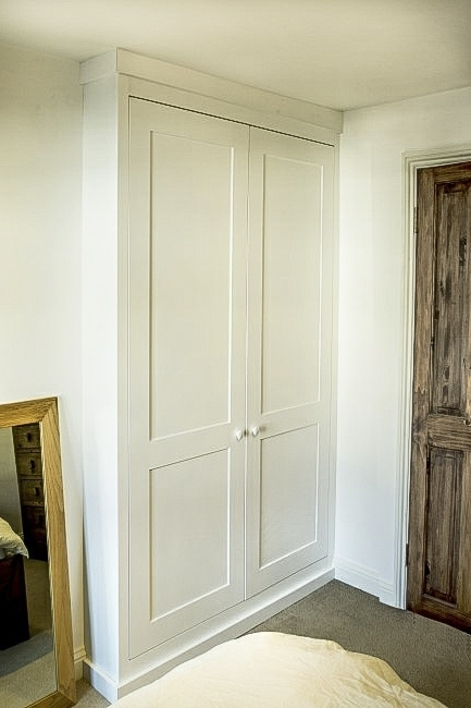 Trendy Fitted Alcove Wardrobes With Regard To Alcove Wardrobes (View 13 of 15)