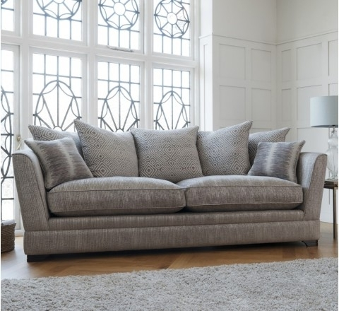 Trendy Florence Grand Sofas Throughout Vale Bridgecraft Florence Grand Sofa Available From George F Knowles (View 8 of 10)