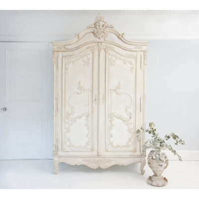 Trendy French Wardrobes For Sale For Shabby Chic French Furniture (View 15 of 15)