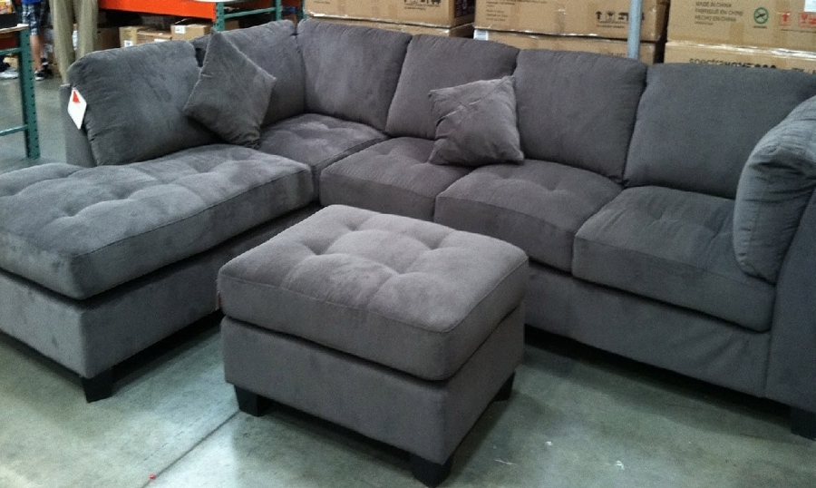 Trendy Grande Prairie Ab Sectional Sofas Intended For Sectional Sofa: Most Best Costco Sectional Sofas Ideas Ethan Allen (View 9 of 10)
