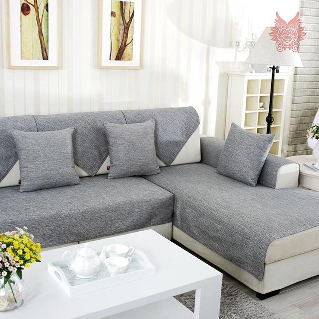 10 Best Ideas of Sectional Sofas With Covers