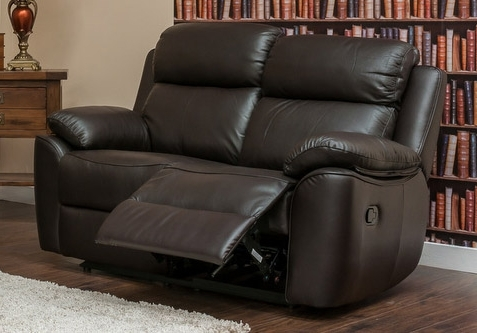 Trendy Leather Sofa Recliner 2 Seater In 2 Seater Recliner Leather Sofas (View 8 of 10)