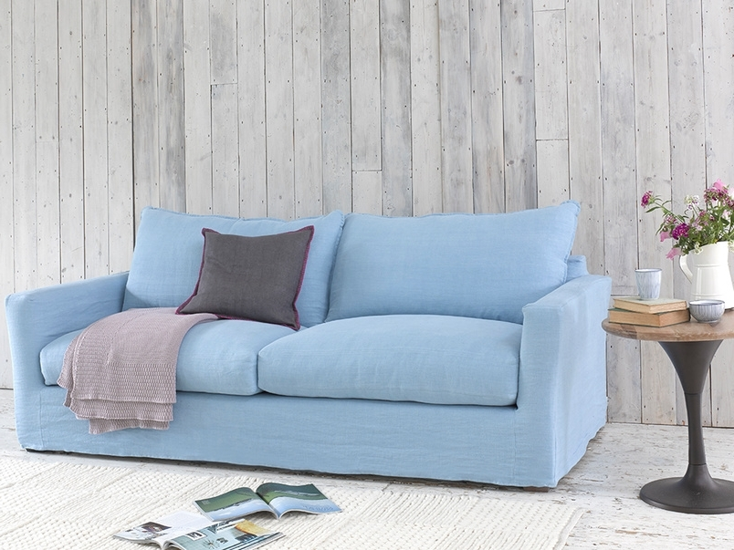 Trendy Loose Cover Sofas (View 10 of 10)