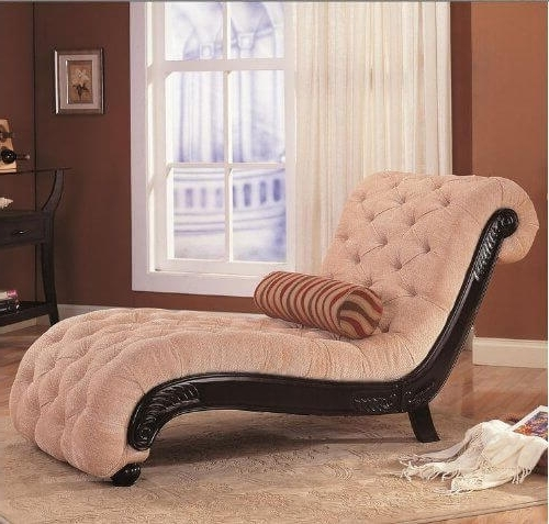 Trendy Microfiber Chaise Lounges For Chaise Lounge Sofas – Easy Home Concepts (View 14 of 15)
