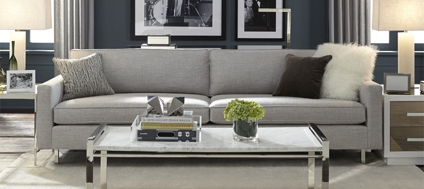 Trendy Mitchell Gold Sofas With Mitchell Gold + Bob Williams Fall Event – Coveted Home (View 7 of 10)