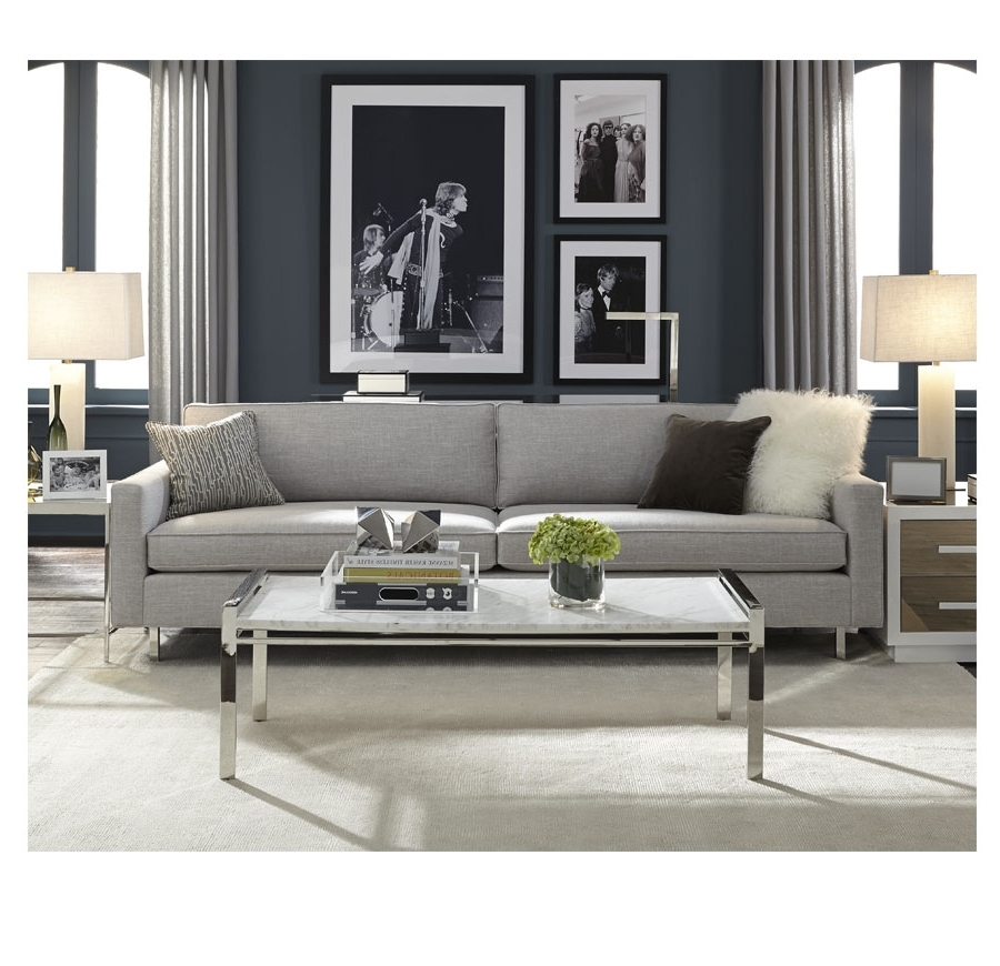 Trendy Mitchell Gold Sofas Within Hunter Sofa – Mitchell Gold + Bob Williams $1995 I Love The Design (View 8 of 10)